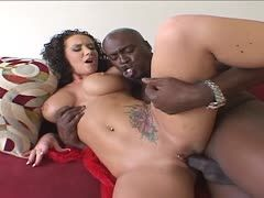 Jayden James nasse Pussy von Lexington Steele gerammelt