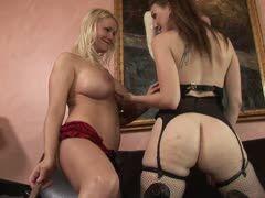 Milf lesben porno